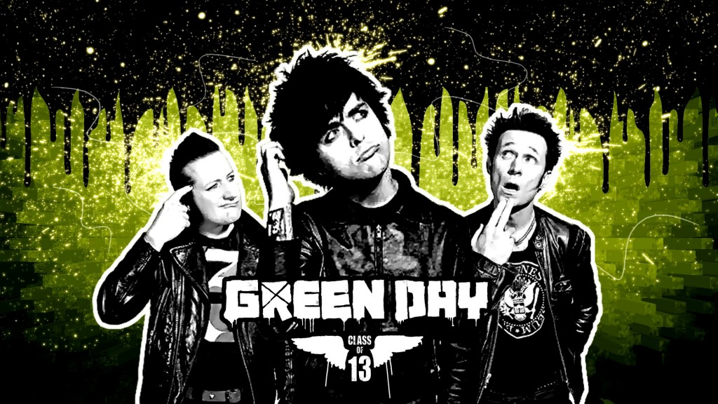 Green-Day-Art