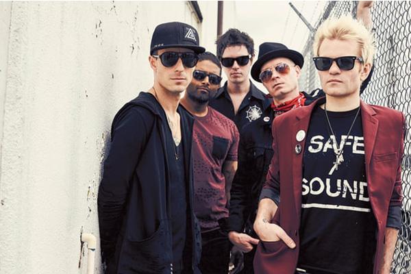 ประวัติและเพลงฮิตของ Sum 41 วง Punk ขวัญใจวัยรุ่น